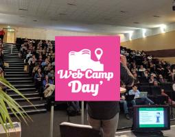 web camp day